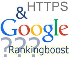 HTTPS Google Rankingfaktor