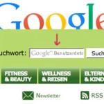 Google Site Search kostenpflichtig